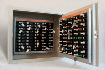 Caixa De Segurança para Sistema Key Vigilant