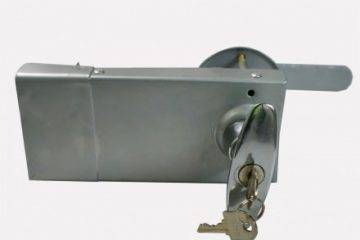 Fechadura Porta Corta Fogo com Chave
