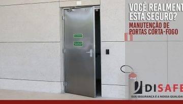 Segurança em Portas Corta-fogo